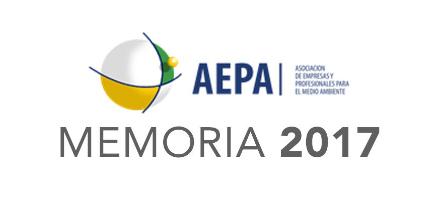 MEMORIA AEPA 2017
