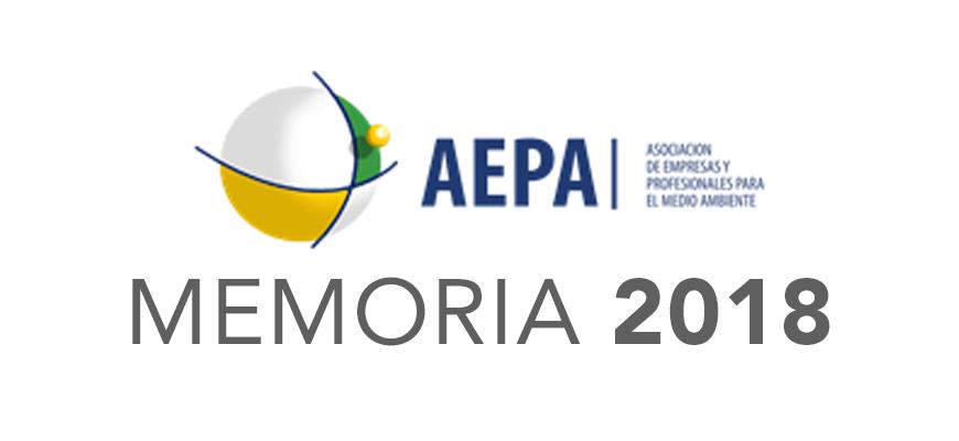 MEMORIA AEPA 2018